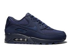 Nike Air Max 90 Essential Navy Sneakers | snkr NZ