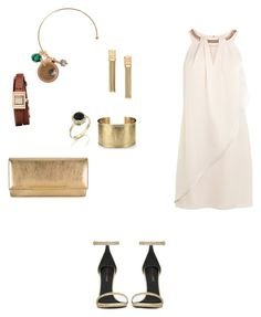 """""""casual"""" by annie-zz on Polyvore featuring Coast, Yves Saint Laurent, Jimmy Choo, Blue Nile, Gucci, Lanvin and Marni"""