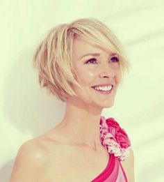 Cute Hairdos for Short Hair-6