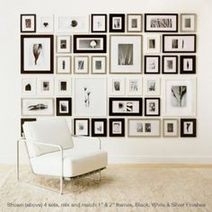 Picturewall Photo Wall Frame Kit