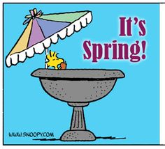 Happy Spring-it fills like it anyway