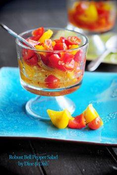 Robust Bell Pepper Salad}