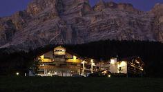 Wellnesshotel Fanes in den Dolomiten. IT