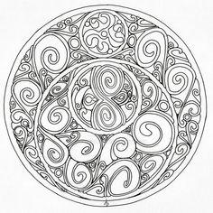 Mandala 3, July 2013 by Artwyrd on DeviantArt