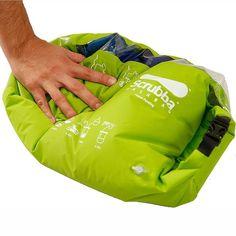 Für Backpacker und Traveller im Allgemeinen, ein super Gadget: Die Reisewaschmaschine!