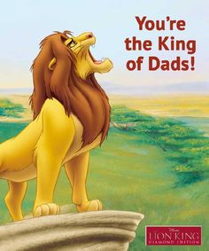 Tell your dad he's a roaring good father with this Disney Father's Day card, available for zero points: http://www.disneymovierewards.go.com/rewards/browse/search/all?q=dadday&sort=pl&page=1&cmp=DMR|PIN|Rewards|DadCards