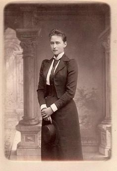 Young Grand Duchess Elizabeth.