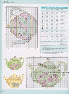 Four Teapots 3/3