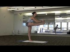 Bikram Yoga's Standing Head to Knee Posture