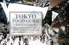 Tokyo is every food lover's paradise. Japanese food in Tokyo is a one-of-a-kind experience and delivered on a completely different level. Once you have had Ja