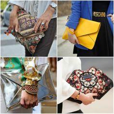 Confira os modelos de bolsas que estarão em alta no outono-inverno 2016.