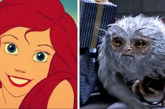"""We Know Your Favorite Disney Princess Based On Your Fave Beast From """"Fantastic Beasts"""""""