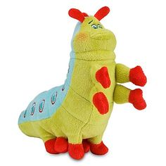 Disney, A Bug's Life Plush Soft Toy -- Heimlich Disney http://www.amazon.co.uk/dp/B0055EHBGM/ref=cm_sw_r_pi_dp_0GZ-vb0XVC63V