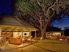 One of the beautiful tented camps on the Zambezi River with Bio Bio Expeditions in Africa.  http://bbxrafting.com/product/zambezi-explorer/