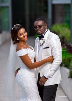 Wedding Suits, Wedding Shoot, Wedding Couples, Wedding Gowns, Dream Wedding, Wedding Things, Wedding Stuff, Wedding Ideas, Nigerian Wedding Dress