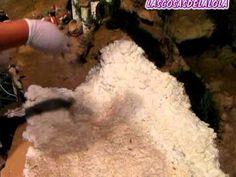 COMO HACER SUELO PARA EL BELEN.wmv  How to make the surface for nativity village