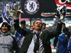Chelsea - Carling Cup Winners 2014/15...