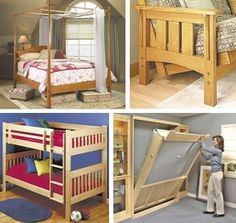 PlansNow.com - 200+ DIY Wooden Furniture Plans with Material Lists and Step-By-Step Instructions
