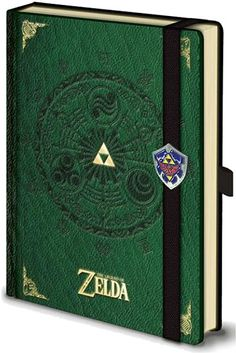 The Legend Of Zelda Premium A5 Notebook