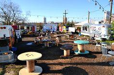 food trailers | Top 9 Austin Food Trailer Parks