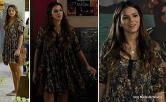 moda da novela Em Família - look da Luiza dia 13 de maio