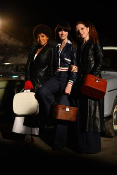 How cool do these ladies look? From Northern Soul The Film