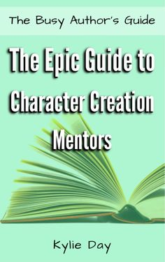 The Epic Guide to Character Creation: Mentors is a short ebook packed with information on how to create extraordinary mentors. The book goes through how to categorize your characters as well as shed light on the most common archetypes, which you can use as a solid foundation to build your mentors upon. (Affiliate link)