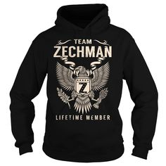 (Tshirt Top Tshirt Seliing) Team ZECHMAN Lifetime Member Last Name Surname T-Shirt Discount 15% Hoodies Tees Shirts