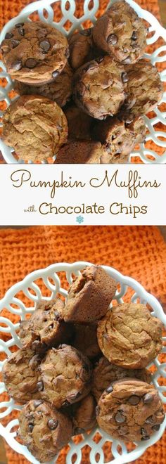 Pumpkin Muffins are a great addition to your muffin repertoire. There is even a different texture with pumpkin muffins. Hard to describe but easy to enjoy.