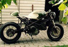 Ducati by Deep Creek Cycleworks