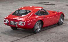 1967 Toyota 2000 GT (s/n (Shin Yoshikawa) Dodge Sports Car, Mercedes Sports Car, Aston Martin Sports Car, Old Sports Cars, Sports Cars Lamborghini, Classic Sports Cars, Sport Cars, Classic Cars, Affordable Sports Cars