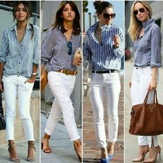 Stylish 44 Newest Office Outfits Ideas That Looks Cool Mode Outfits, Casual Outfits, Fashion Outfits, Jeans Fashion, J Crew Outfits, Cute Office Outfits, Womens Fashion, Fashion Ideas, Hijab Fashion