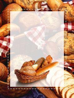 Baking Wallpaper, Food Wallpaper, Apple Logo Wallpaper Iphone, Abstract Iphone Wallpaper, Scrapbook Recipe Book, Cake Background, Baked Bakery, Bread Art, Food Poster Design