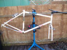 #1989/90 Kona Cinder Cone retro mountain bike frame Like, Repin, Share, Follow Me! Thanks!