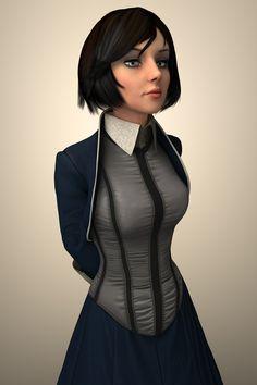 Maturity - Elizabeth (New Model) by Ananina23.deviantart.com on @DeviantArt