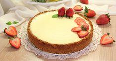 Чизкейк Нью-Йорк классический Russian Recipes, Russian Foods, Recipe From Scratch, Cheesecake, Deserts, Dessert Recipes, Cooking, Ethnic Recipes, Beautiful