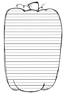 Lined Pumpkin Writing Paper freebie Writing Prompts For Kids, Writing Lessons, Writing Ideas, Lined Writing Paper, Dots Game, Spelling Worksheets, First Grade Writing, Cool Coloring Pages, Cycle 3