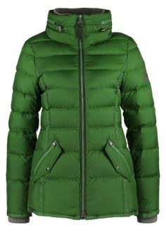 dames marc opolo winterjas irish green groen 26995 bij