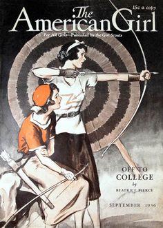 Girl Scouts magazine