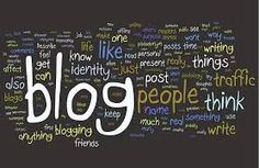 Blogging. The daddy of all Social Media sites and the glue that holds it all together.