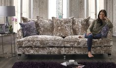 Check out the Sandringham sofa from Sofaworks!