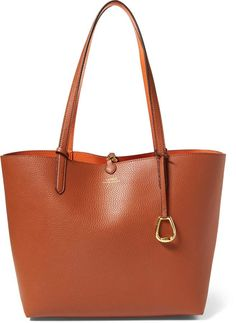 dbcf30dbcac7 Ralph Lauren Reversible Faux Leather Tote