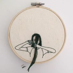 Snip. #embroidery