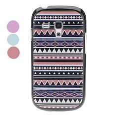 Polychrome geometrische patroon Hard Case voor Samsung Galaxy S3 mini I8190 – EUR € 2.75
