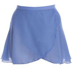 Wrap Skirt (62 BRL) ❤ liked on Polyvore featuring skirts, dance, bottoms, ballet, blue, ballerina skirt, wrap skirt, ballet skirt, blue skirt and ballet wrap skirt