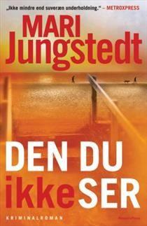 Bog 1 - Den du ikke ser - krimiserien med Anders Knutas