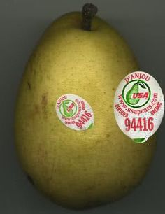 If 5 digits start with an 8- they are genetically modified. 9= organic. 4 digit = grown conventionally