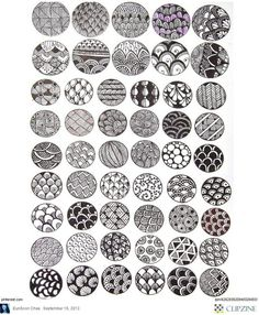 Zentangle+Patterns+for+Beginners   Zentangle Patterns
