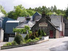 Aberlour Distillery - great tasting during tour.