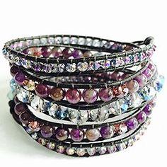Tricks to Laddering | Free Multi-Wrap Bracelet Project Tutorial – Beadshop.com